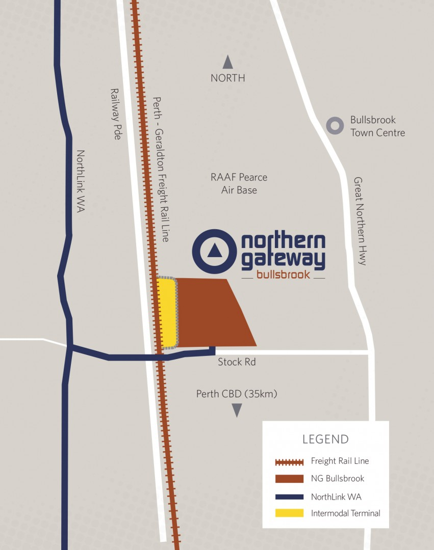 Northern Gateway Industrial Park - Bullsbrook